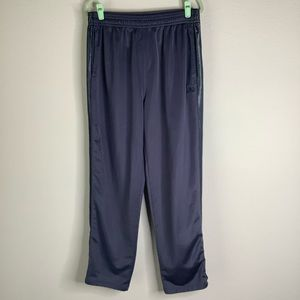 AND1 ATHLETIC GRAY/BLACK SWEATPANTS XL